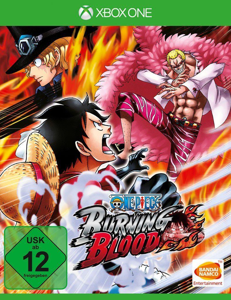 Bandai XBOX One - Spiel »One Piece Burning Blood«