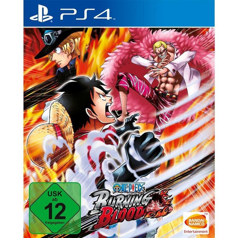 Bandai Playstation 4 - Spiel »One Piece Burning Blood«