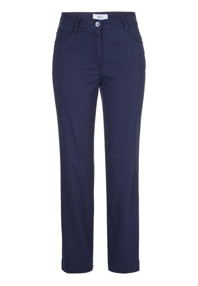 BRAX Damenhose Five-Pocket »CAROLA S FANCY« in NAVY