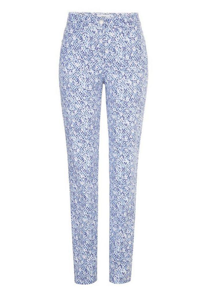 BRAX Damenhose Five-Pocket »CAROLA« in ROYAL BLUE