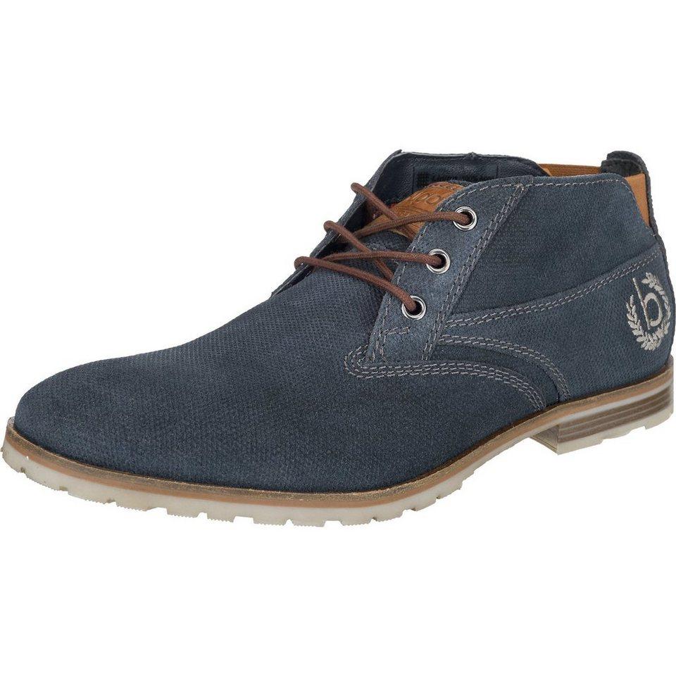 bugatti Freizeit Schuhe in dunkelblau