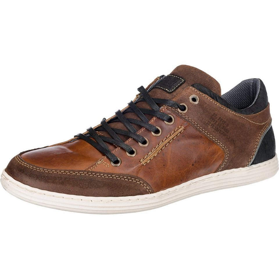 BULLBOXER Sneakers in braun