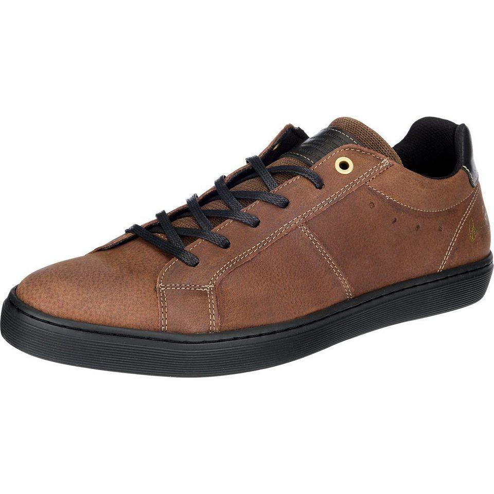 BULLBOXER Sneakers in braun