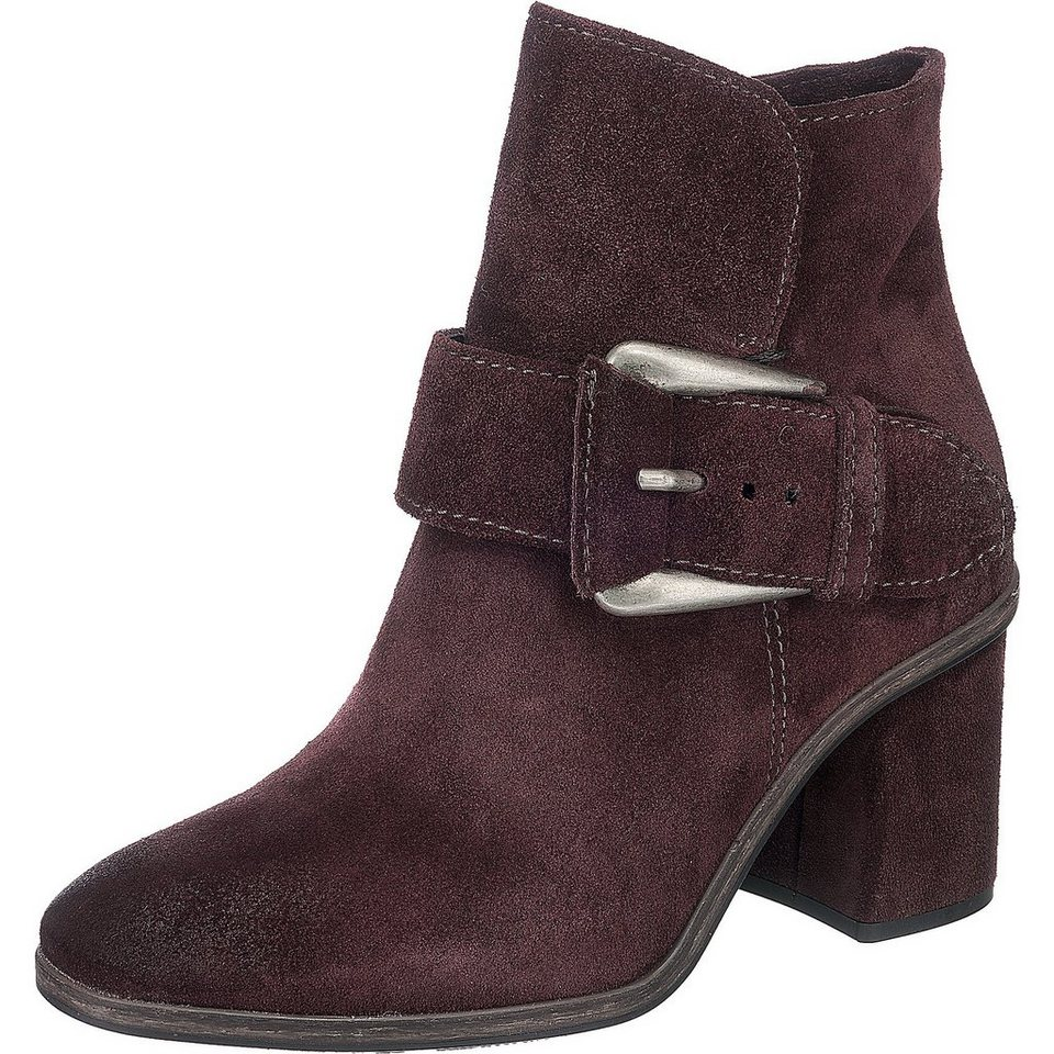 MJUS Twiggy Stiefeletten in bordeaux