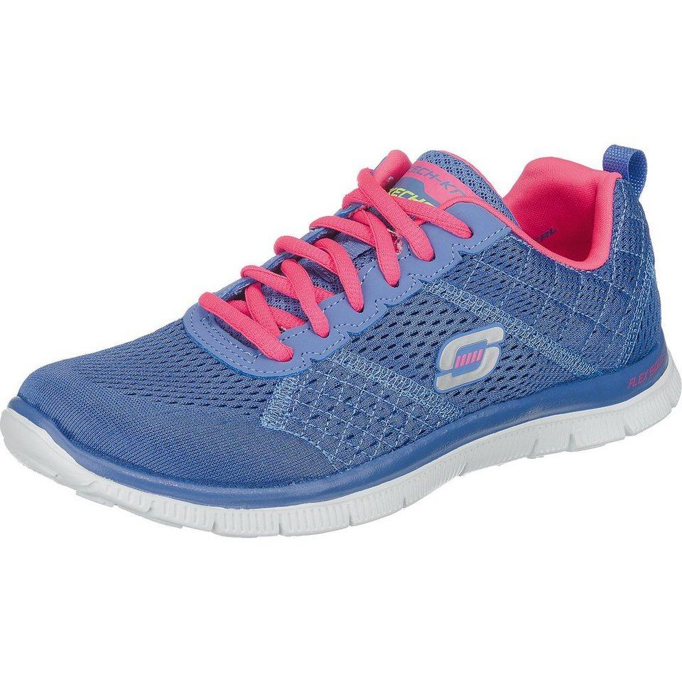 SKECHERS Flex AppealObvious Choice Sneakers in lila-kombi
