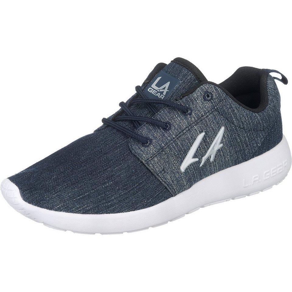 LA Gear Sunrise Sneakers in blau