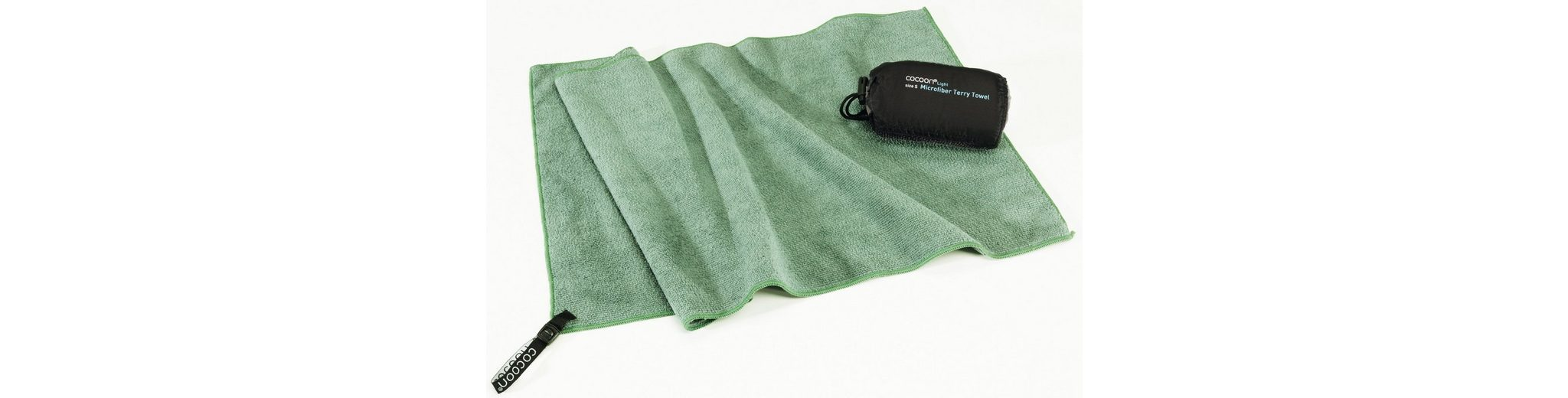 Cocoon Reisehandtuch »Microfiber Terry Towel Light Large«