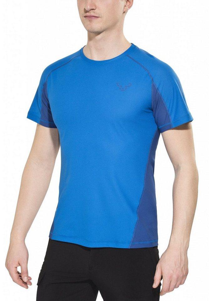 Dynafit T-Shirt »Enduro Men S/S Tee« in blau