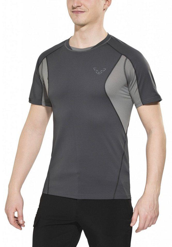 Dynafit T-Shirt »Trail Men S/S Tee« in grau