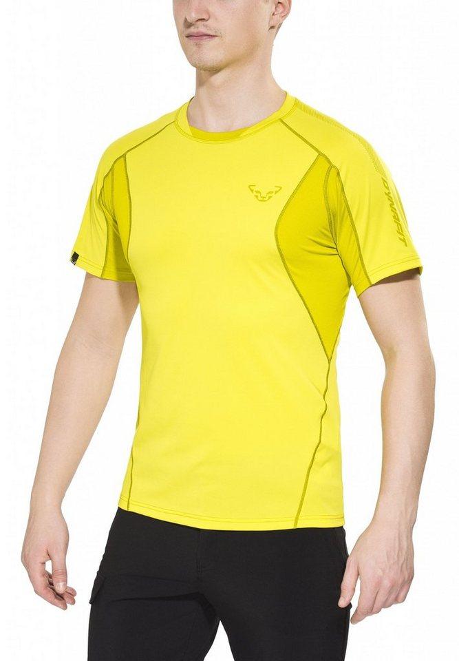 Dynafit T-Shirt »Trail Men S/S Tee« in grün
