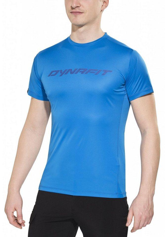 Dynafit T-Shirt »Traverse Men S/S Tee« in blau