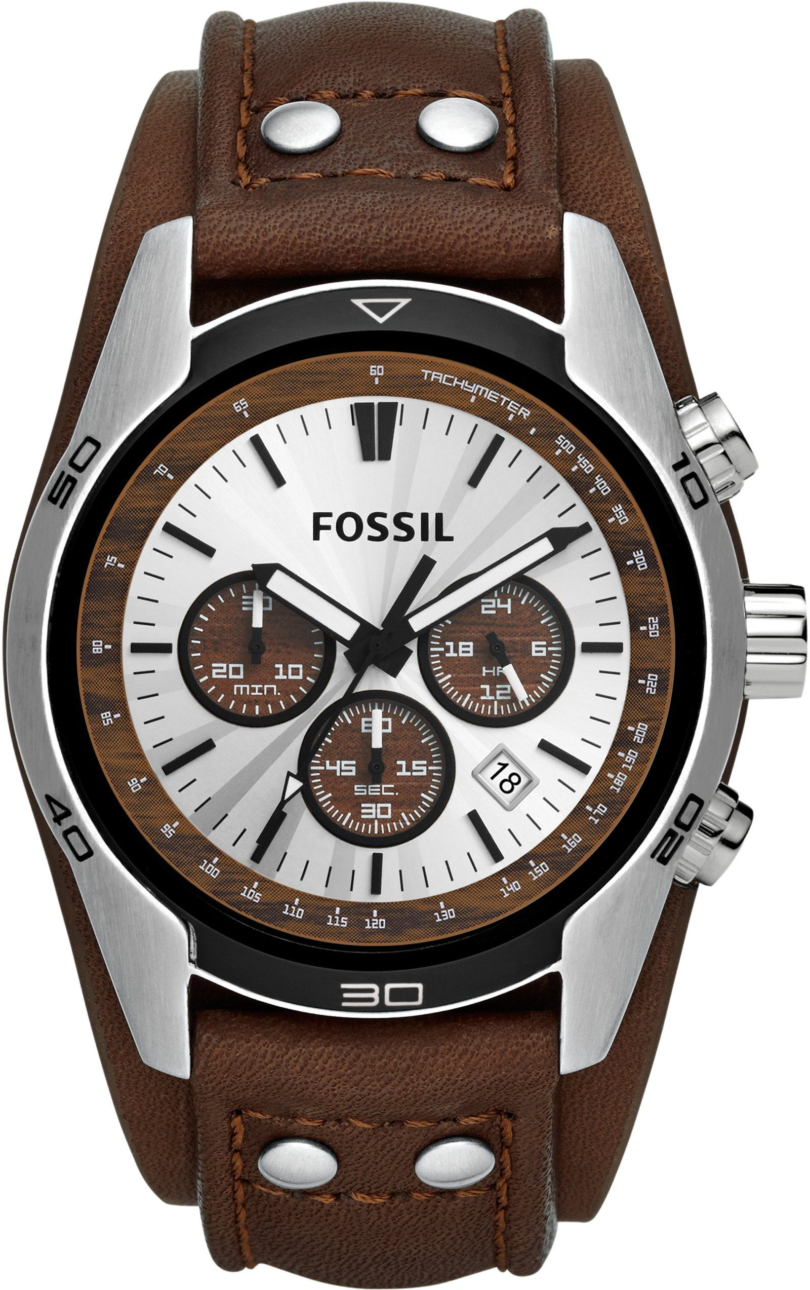 Fossil Chronograph »COACHMAN, CH2565«