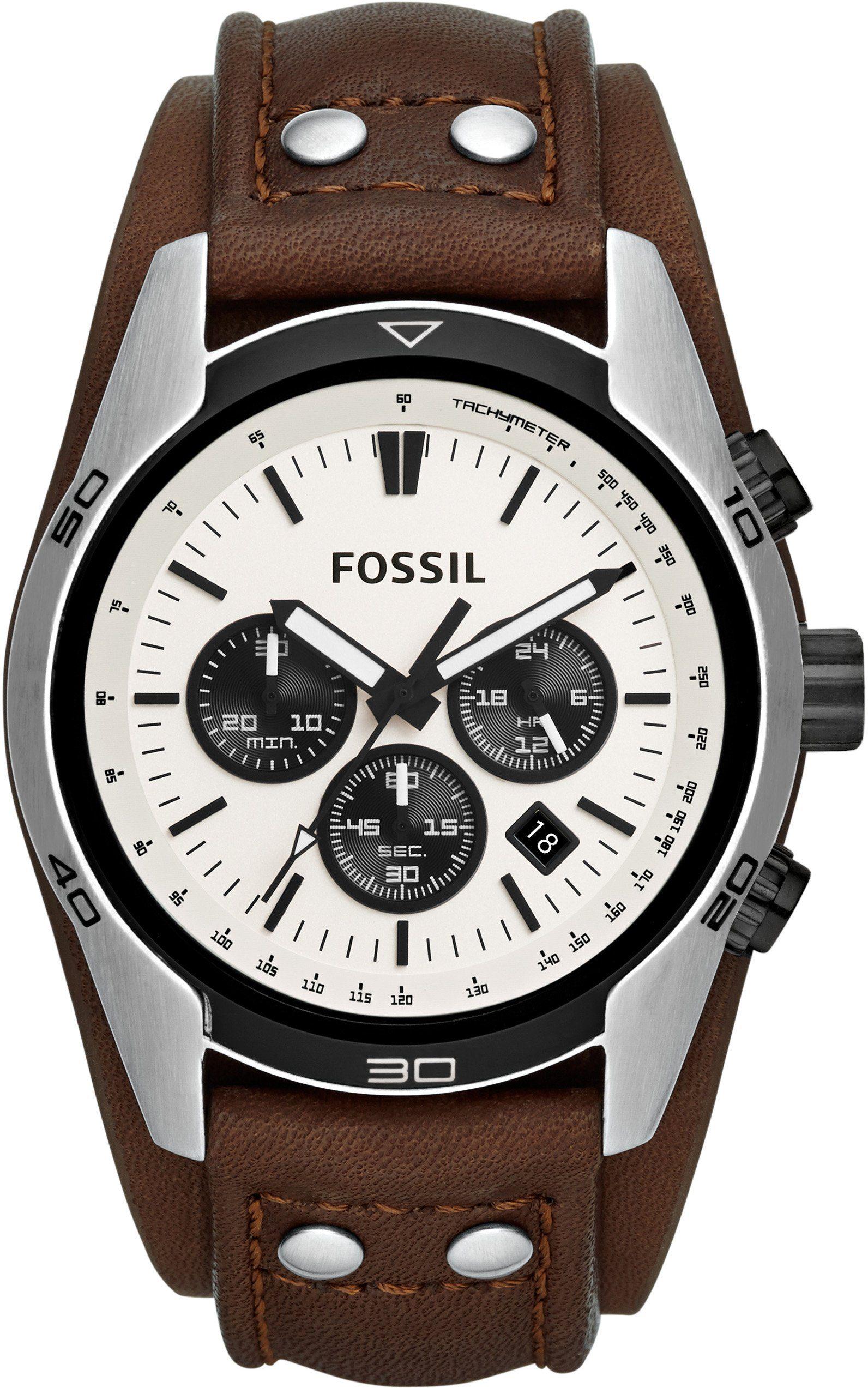 Fossil Chronograph »COACHMAN, CH2890«