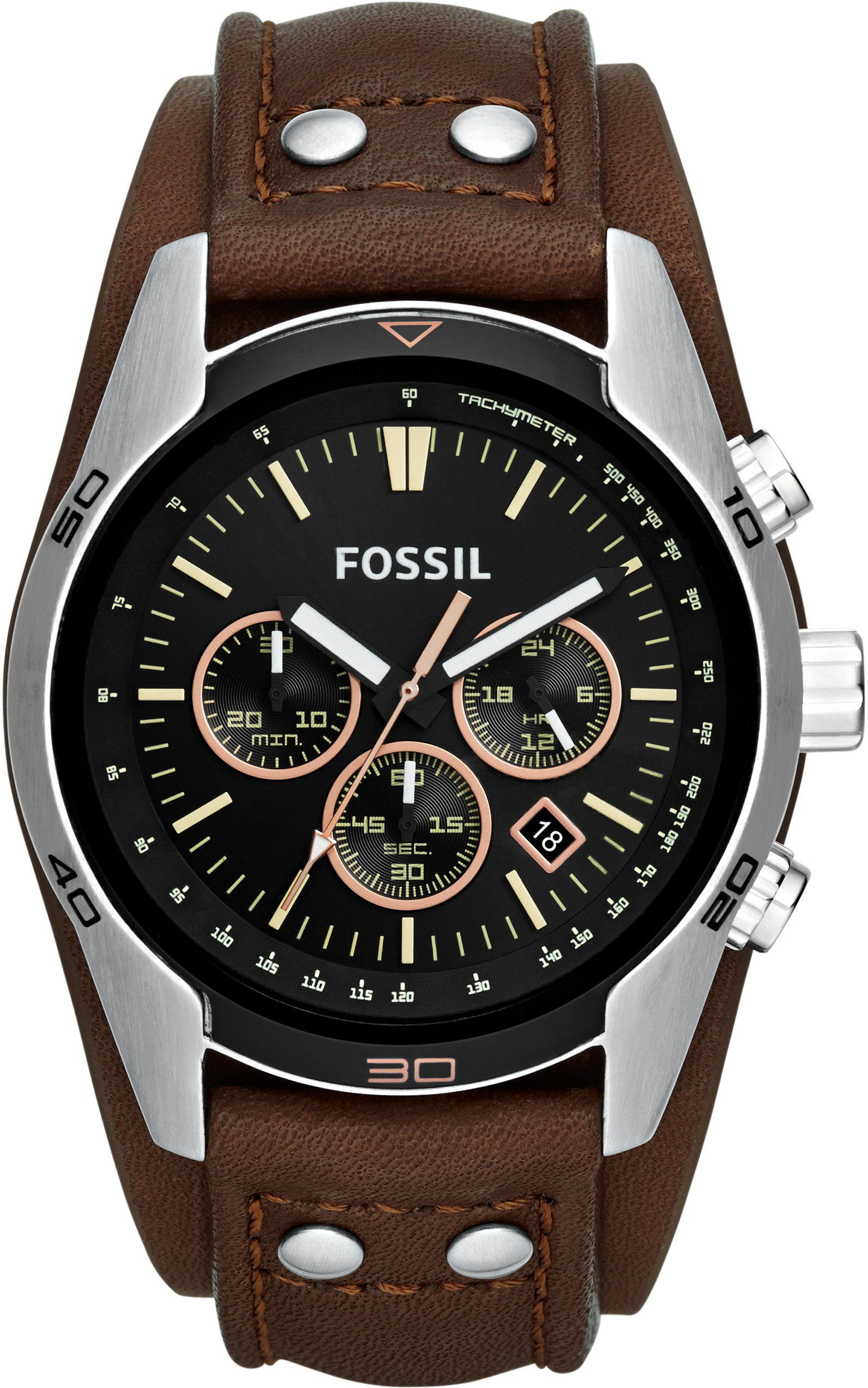 Fossil Chronograph »COACHMAN, CH2891«