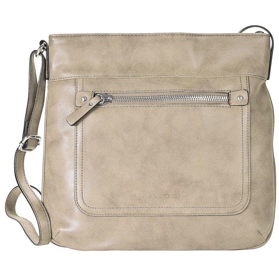 Gerry Weber Best Friends Umhängetasche 30 cm in taupe