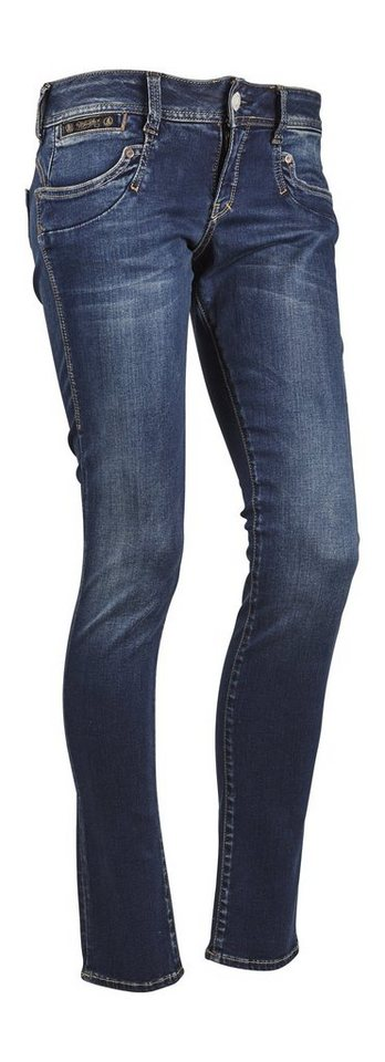 Herrlicher Jeans »Piper Slim Denim Powerstretch« in clean