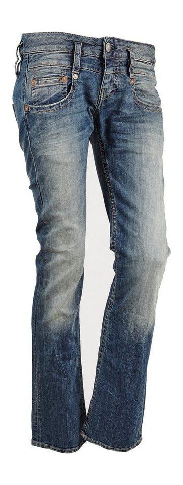 Herrlicher Jeans »Pitch Denim Powerstretch« in blau