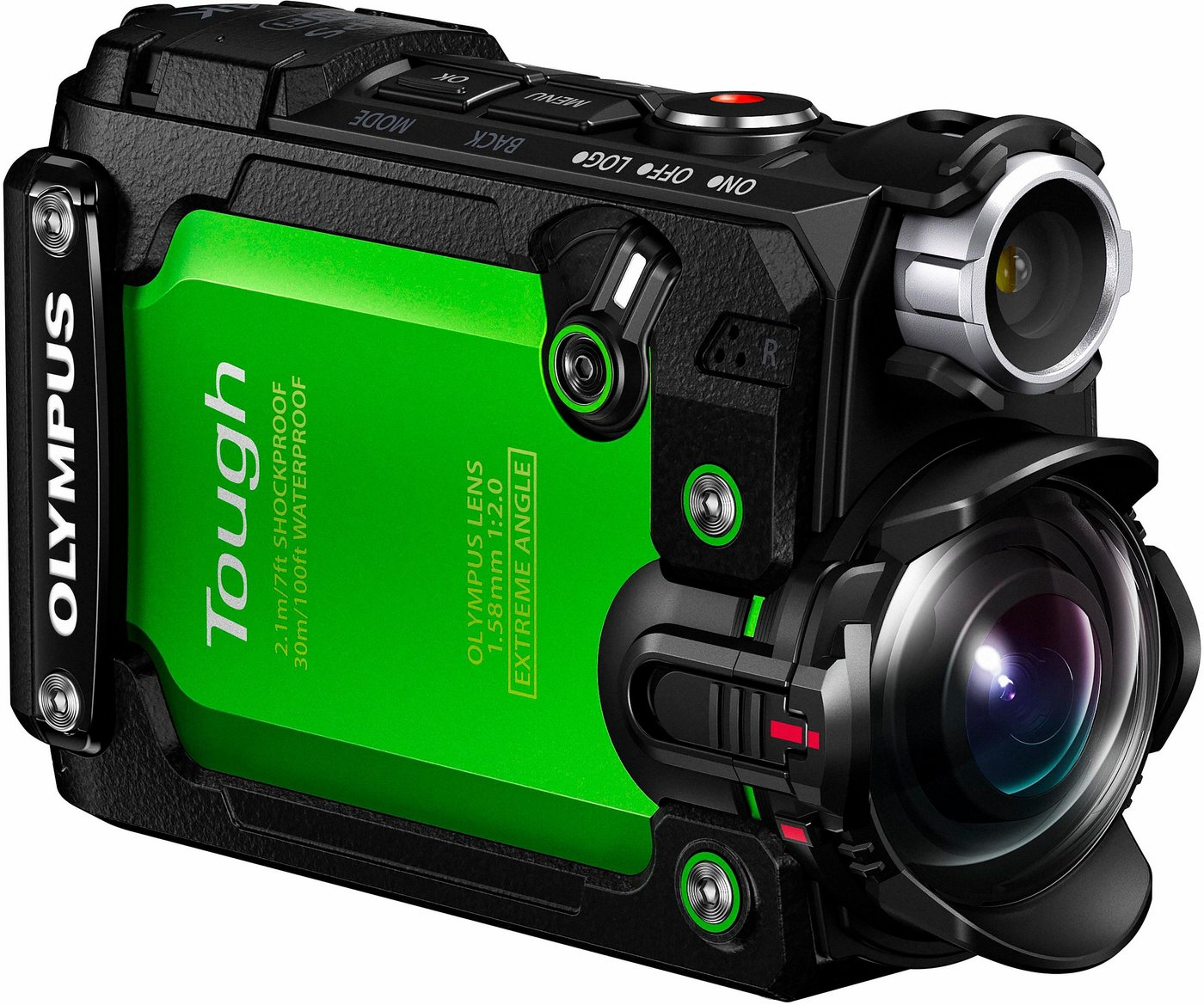 Action, Outdoorkameras - Olympus »TG Tracker« Action Cam (WLAN (Wi Fi)  - Onlineshop OTTO