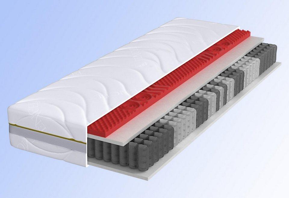 Gelschaum-Taschenfederkernmatratze, »GelPRO® premium 26 TFK«, SCHLARAFFIA