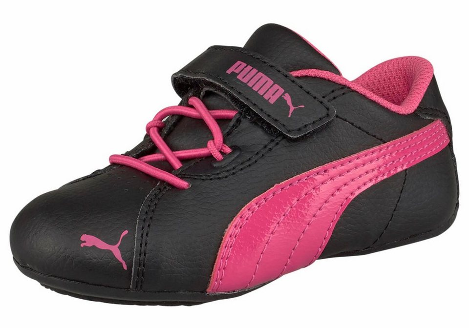 PUMA Sneaker »Janine Dance 2 Junior« in schwarz-pink