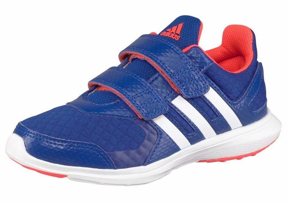 adidas Performance »Hyperfast 2.0 CF« Laufschuh Kinder in blau-weiß