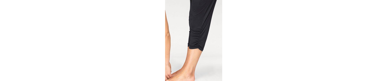 Ocean Sportswear Yogahose, Raffung am Saum