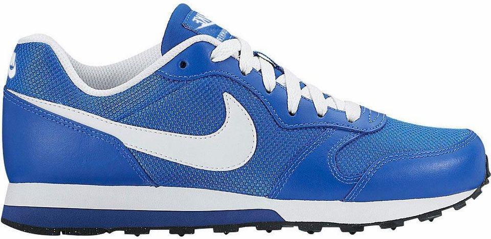 Nike »MD Runner 2« Sneaker in royalblau-weiß