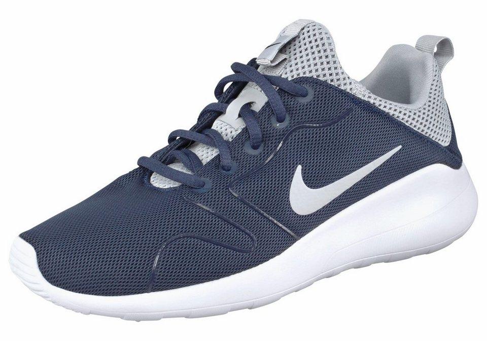 Nike »Kaishi 2.0 M« Sneaker in dunkelblau-weiß