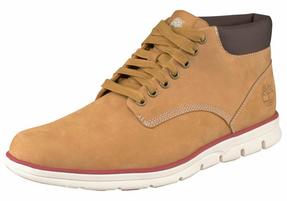 Timberland »Bradstreet Chukka Leather« Outdoorschuh in beige