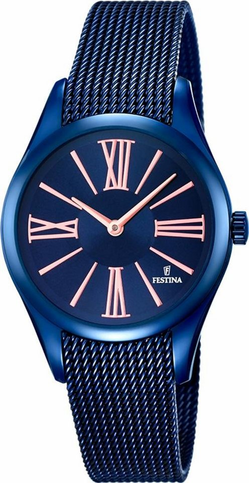 Festina Quarzuhr »F16963/1« in blau