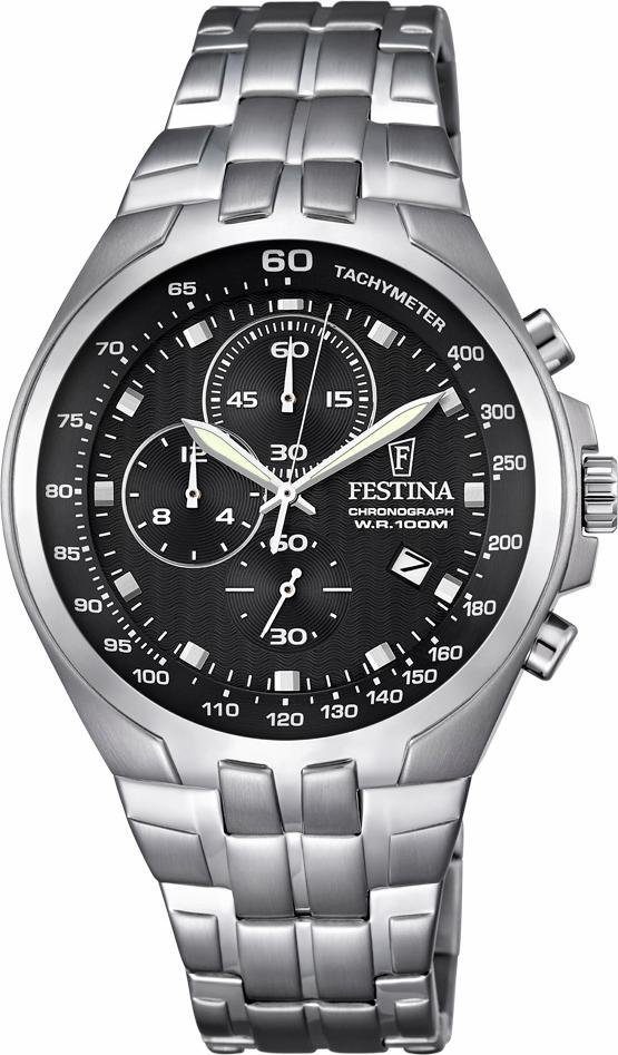 Festina Chronograph »F6843/4«