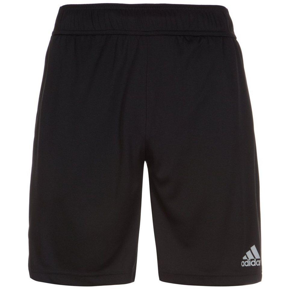 adidas Performance Barricade Uncontrol ClimaChill Tennisshort Herren in schwarz