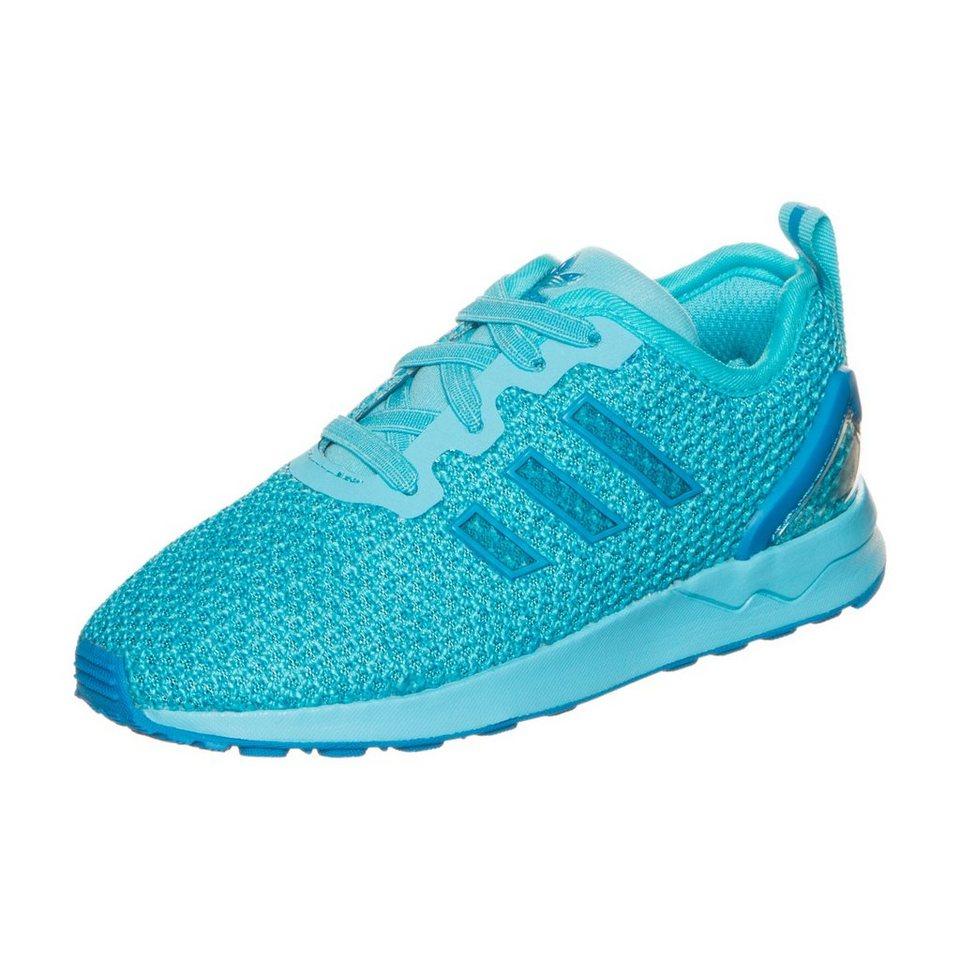 adidas Originals ZX Flux ADV Sneaker Kleinkinder in blau