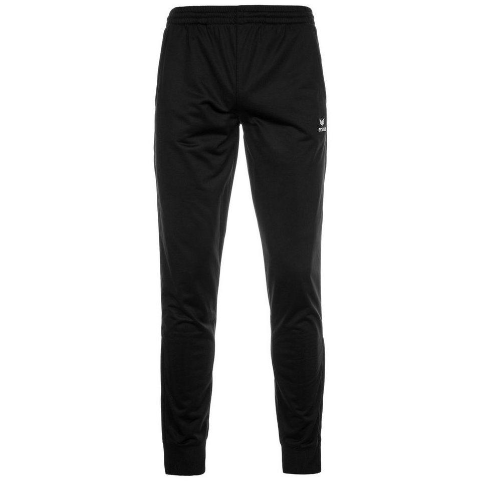 ERIMA Polyester Trainingshose Herren in schwarz