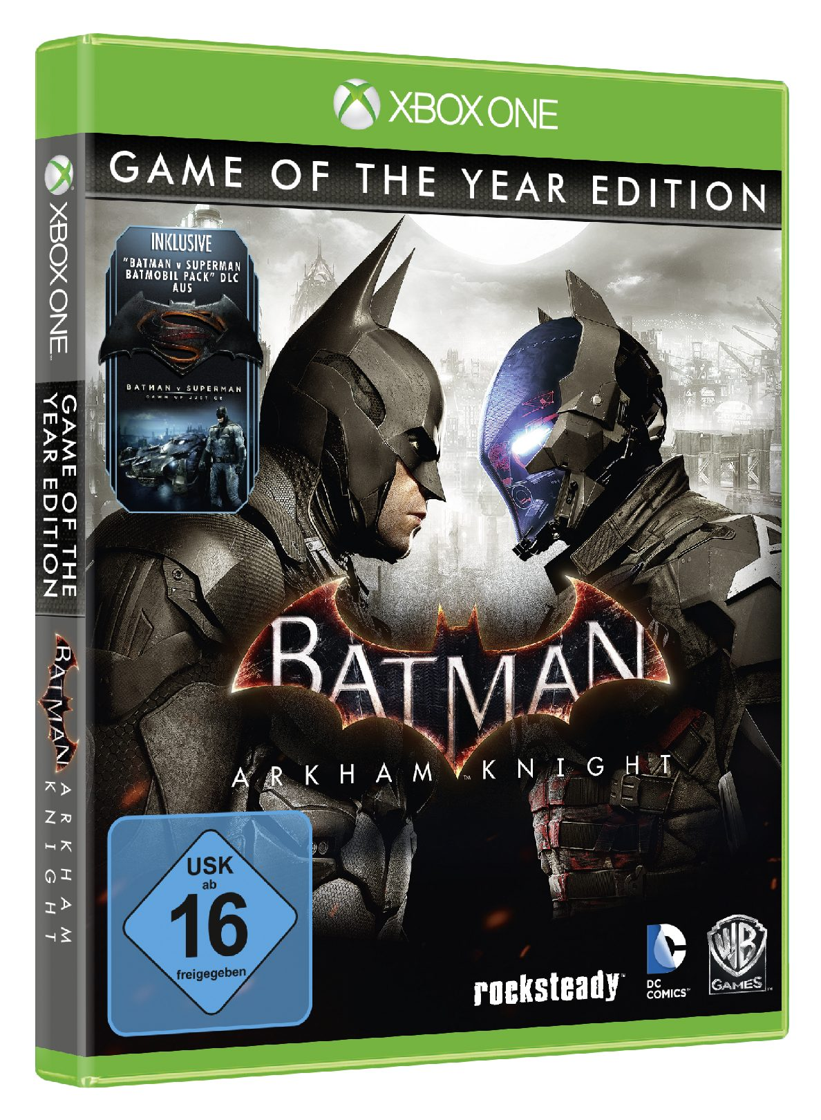 Warner Games Batman: Arkham Knight GOTY »(XBox One)«
