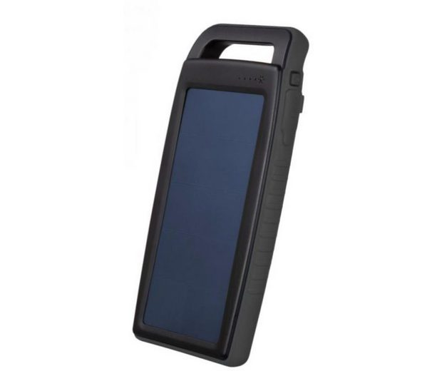Xtorm Lader »Solarpanel & Powerbank Hybrid 4x (10.000 mAh)«