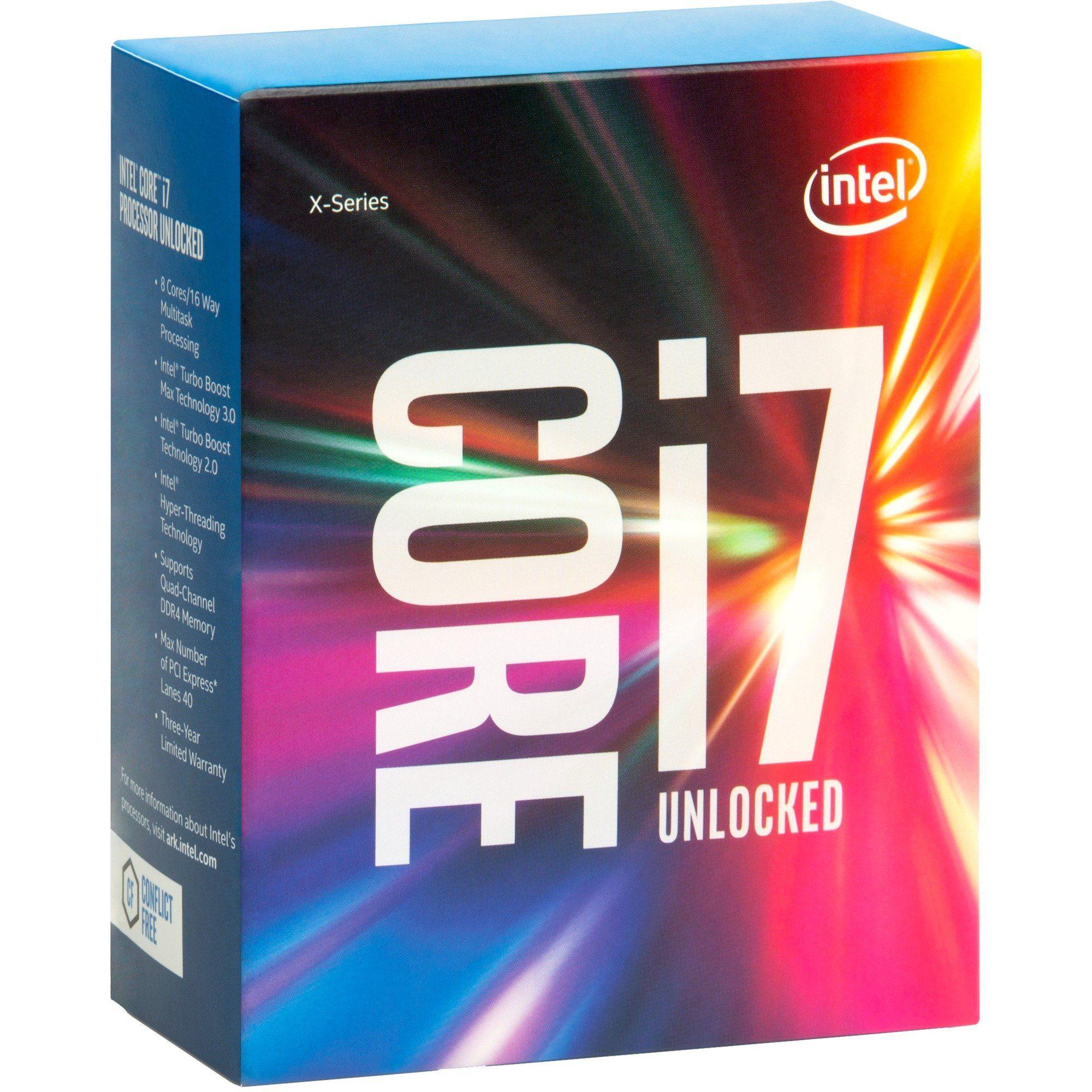 Intel® Prozessor »Core(TM) i7-6850K«