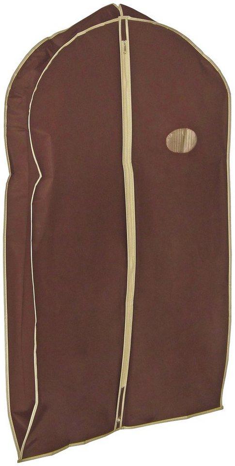 Kleidersack »Choco«, Größe M in braun