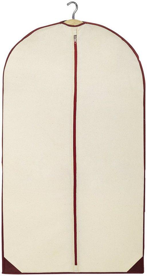 Kleidersack »Wood«, Größe L in beige