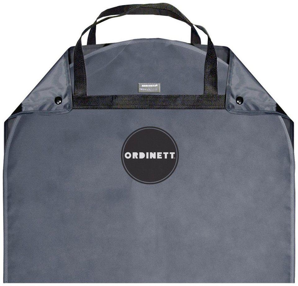 Kleidersack mit Tragegriff »Travel«, Größe XXL in grau