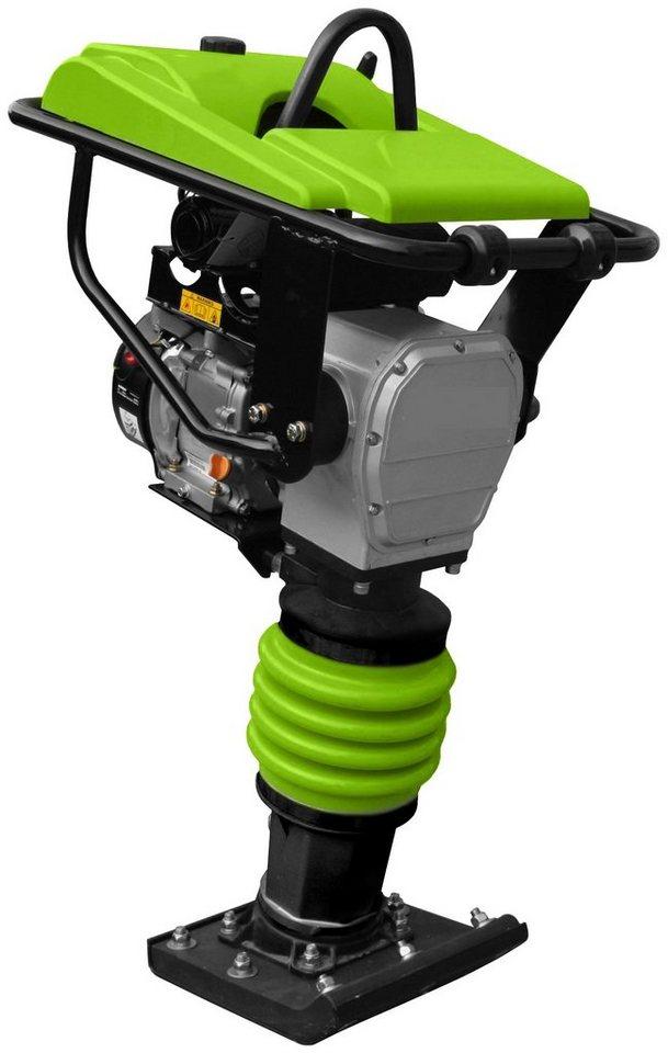 Vibrationsstampfer »ZI-RAM80C« in grün