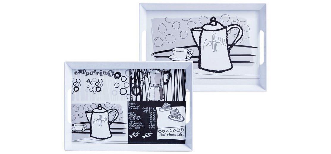 Tablett »Coffee«