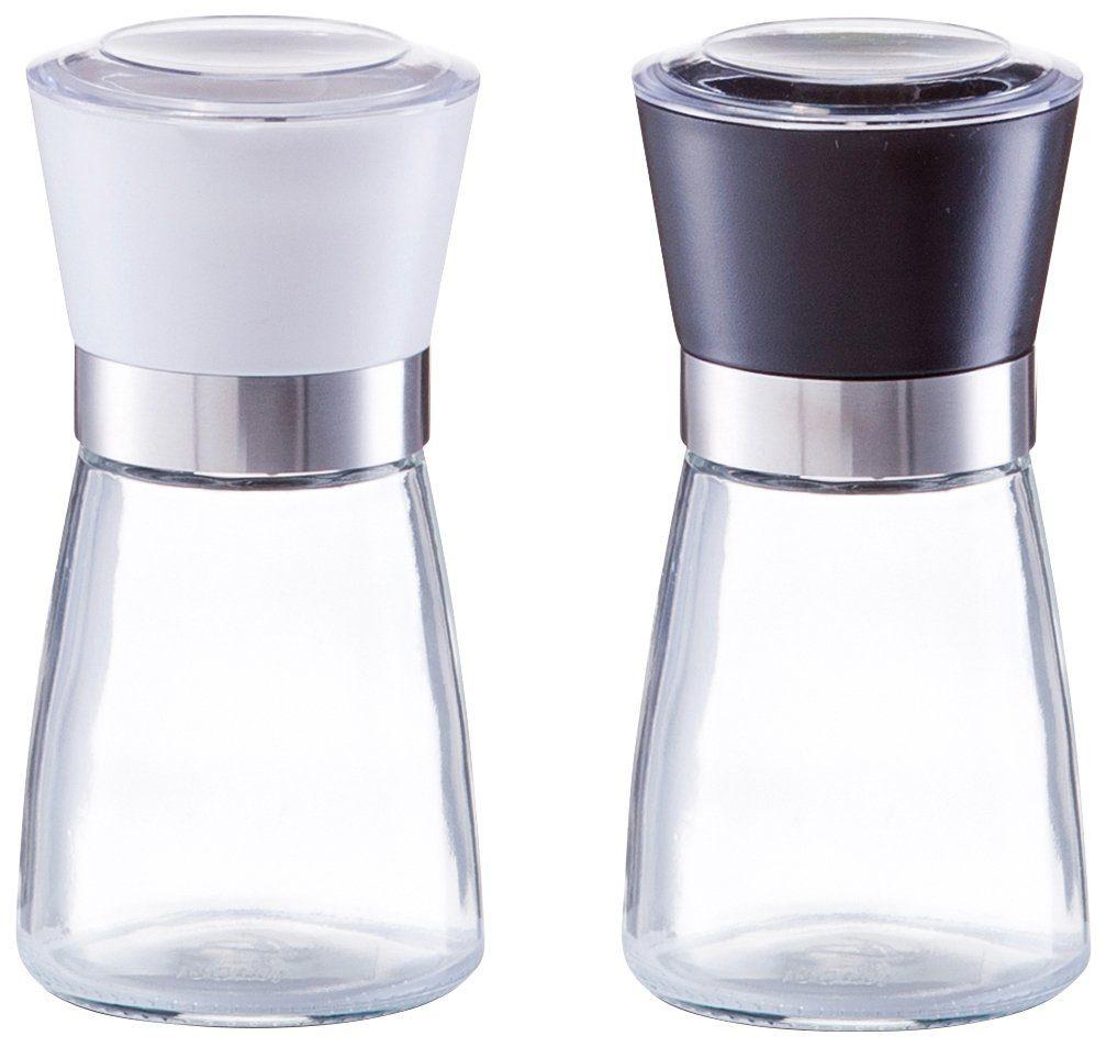 Salz- und Pfeffermühle, klein, 2er-Set