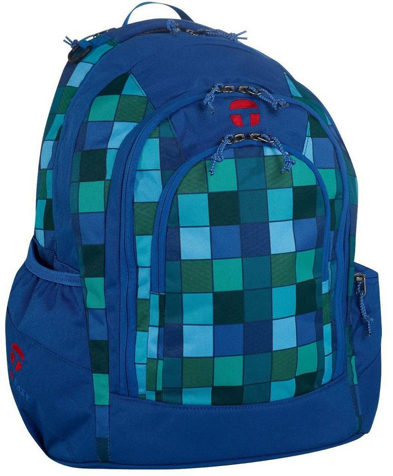 TAKE IT EASY® Schulrucksack, »Berlin Lagoon« in blau