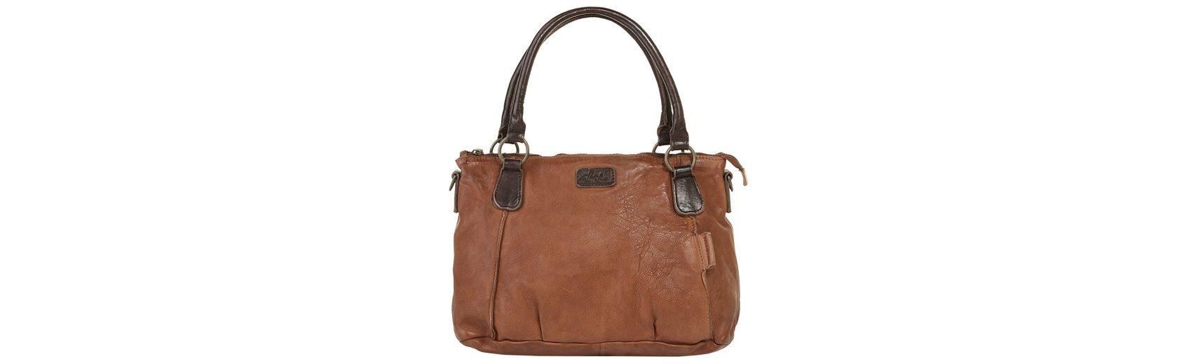 WouWou Leder Damen Handtasche