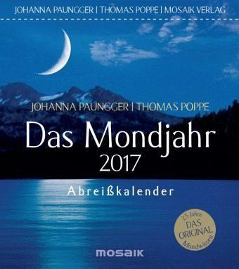 Kalender »Das Mondjahr 2017«