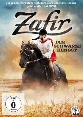 DVD »Zafir - Der schwarze Hengst«