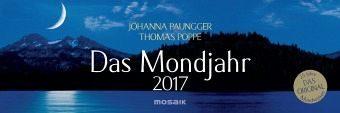 Kalender »Das Mondjahr 2017 Wochenkalender«