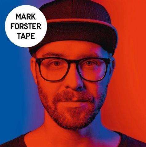 CD+DVD »Mark Forster: Tape«