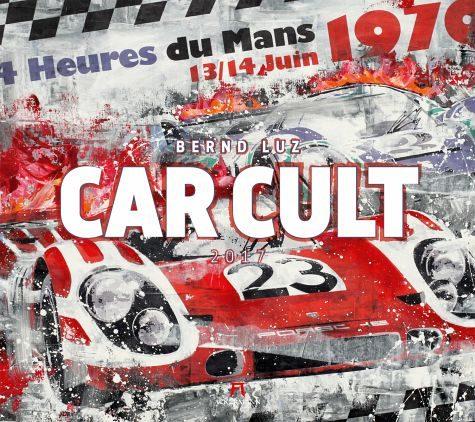 Kalender »Car Cult 2017«